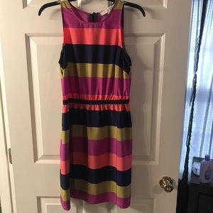 Size small striped dress